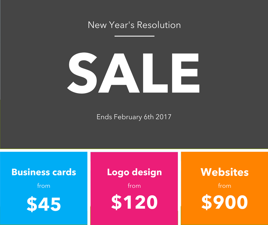 Sale on Web Design, Logo Design and Business Cards | Warble Media